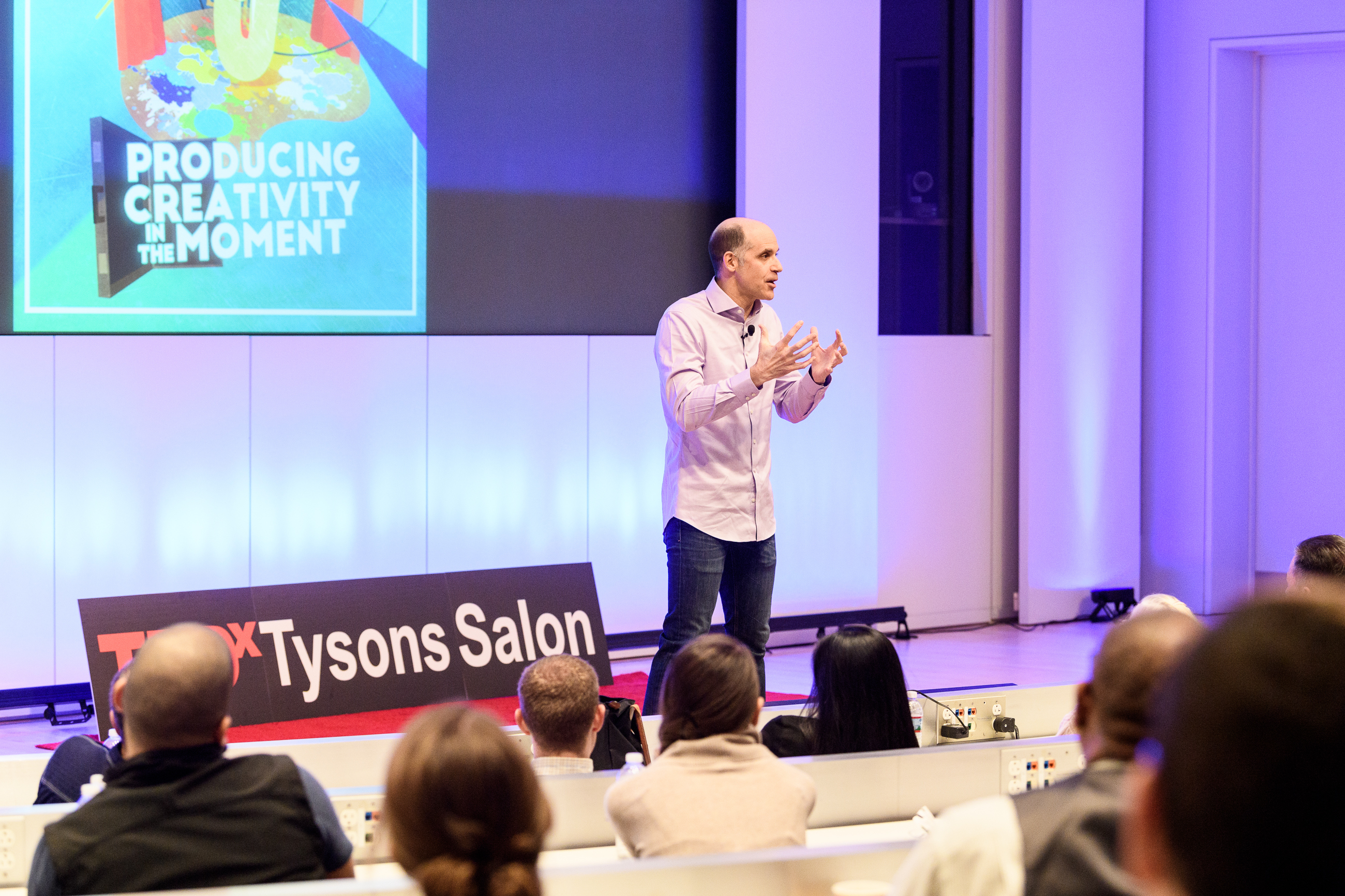 TEDx Tysons Salon